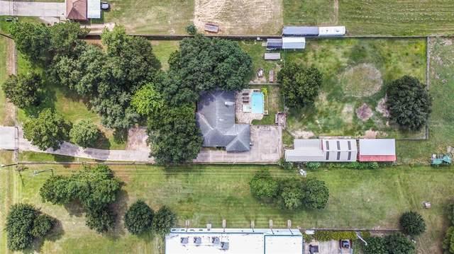 1820 S Cherry Street, Tomball, TX 77375 (MLS #50440170) :: Caskey Realty