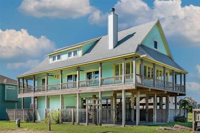 887 Gregory, Crystal Beach, TX 77650 (MLS #50448726) :: Texas Home Shop Realty