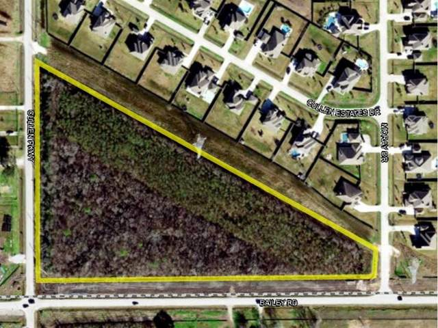 0 Bailey Road, Pearland, TX 77584 (MLS #50449905) :: The Freund Group