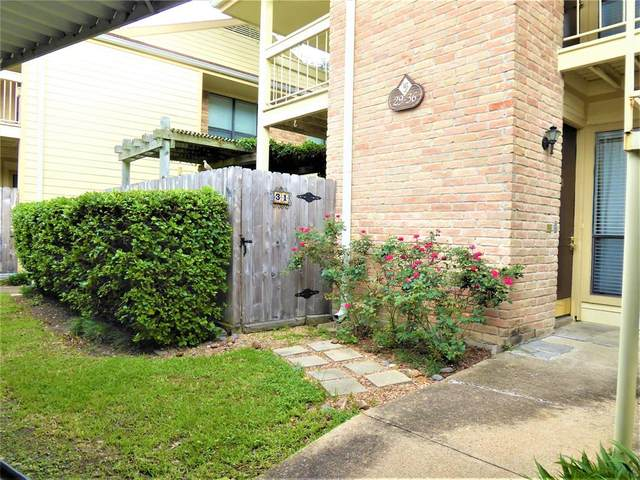 1881 Bering Drive #31, Houston, TX 77057 (MLS #50450535) :: TEXdot Realtors, Inc.