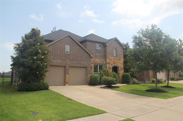 7915 Lake Commons Drive, Rosenberg, TX 77469 (MLS #50452432) :: Connect Realty