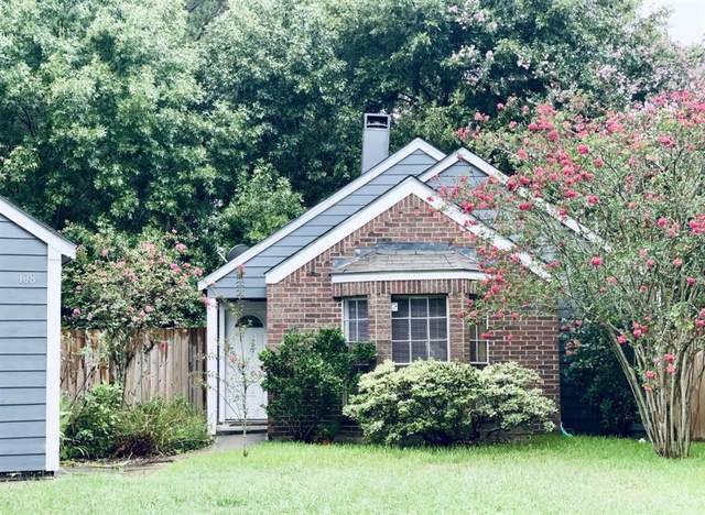 108 W High Oaks Circle, The Woodlands, TX 77380 (MLS #50455920) :: Texas Home Shop Realty