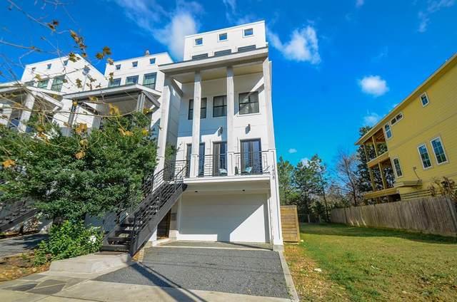 1408 Wrightwood Street, Houston, TX 77009 (MLS #50463080) :: Ellison Real Estate Team