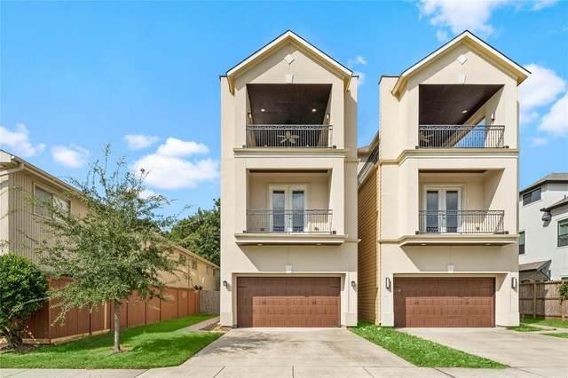 1727 Moritz Drive B, Houston, TX 77055 (MLS #5047099) :: The Freund Group