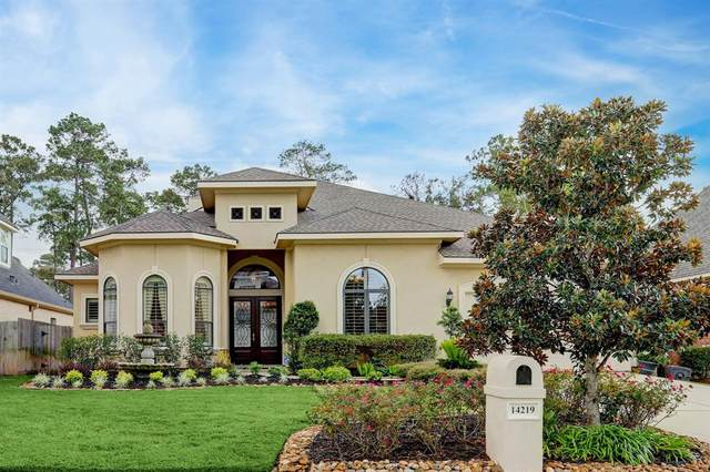 14219 Altair Drive, Tomball, TX 77375 (MLS #50472107) :: Lerner Realty Solutions