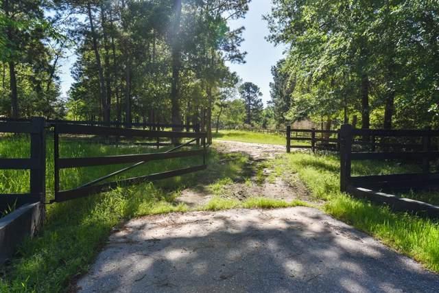 9801 Stubbs Road Road, Magnolia, TX 77354 (MLS #50473073) :: Ellison Real Estate Team