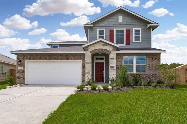 6903 Larkspur Terrace Lane, Katy, TX 77449 (MLS #5048328) :: The Parodi Team at Realty Associates