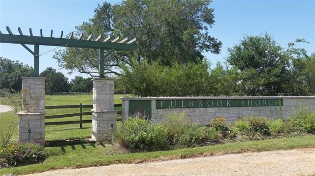 0 Fulbrook Shores Trace, Fulshear, TX 77441 (MLS #50484259) :: Texas Home Shop Realty