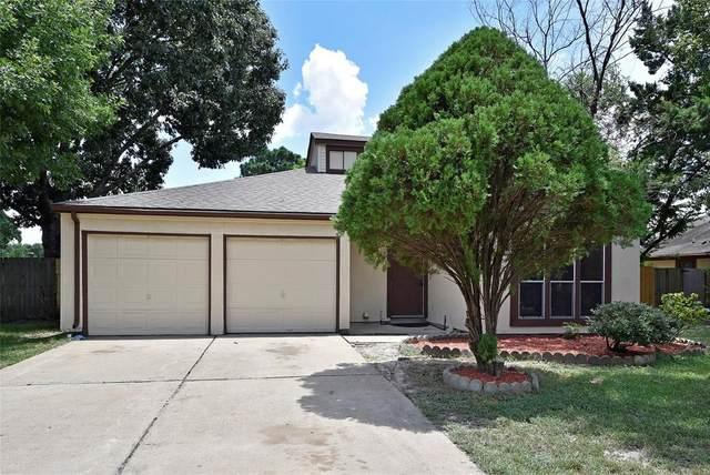 18339 Santolina Lane, Katy, TX 77449 (MLS #50488774) :: The Sansone Group
