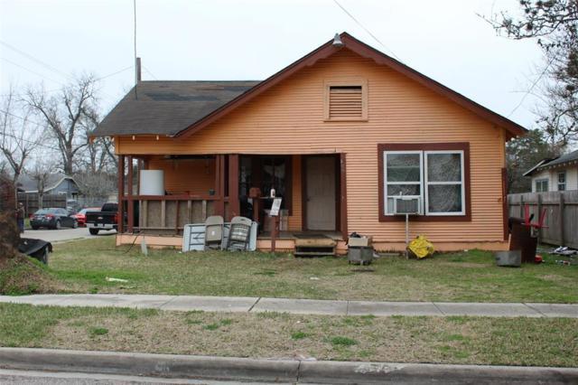 400 E Lobit Street, Baytown, TX 77520 (MLS #50500031) :: Texas Home Shop Realty