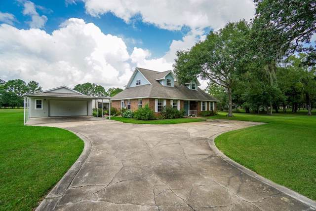 13450 W Brazos Bend Drive, Needville, TX 77461 (MLS #50504255) :: The Bly Team