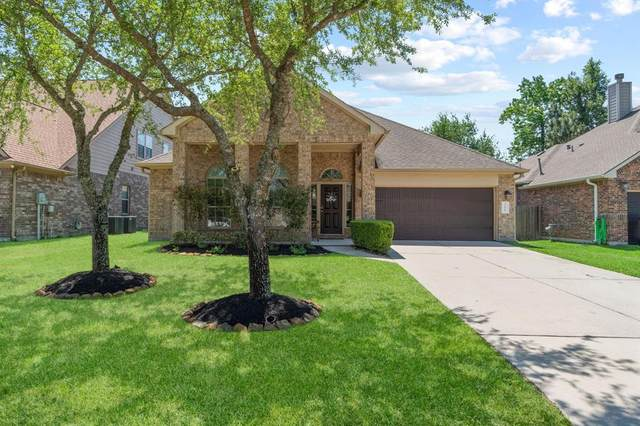 21618 Hansom Drive, Porter, TX 77365 (MLS #5050906) :: My BCS Home Real Estate Group