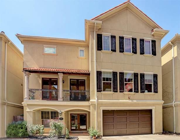 439 Jackson Hill Street, Houston, TX 77007 (MLS #50520186) :: My BCS Home Real Estate Group