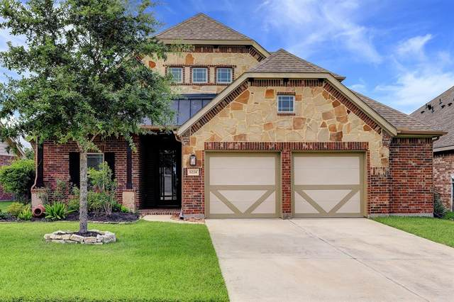 6224 Grand Bluff Lane, League City, TX 77573 (MLS #50522738) :: The Bly Team