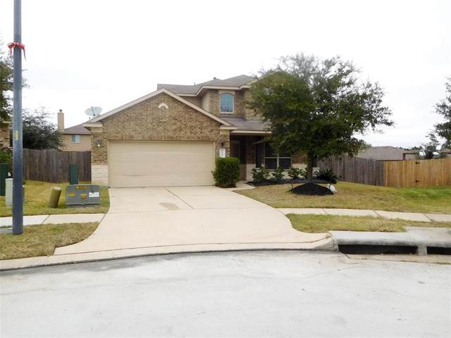 9403 Elliotts Court, Conroe, TX 77304 (MLS #50524386) :: The Freund Group