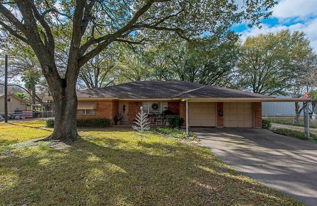 2221 Hoskins Drive, Houston, TX 77080 (MLS #50537702) :: The Queen Team