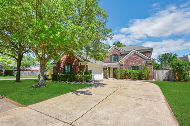 4001 Hazelwood Drive, Pearland, TX 77584 (MLS #50559597) :: Texas Home Shop Realty