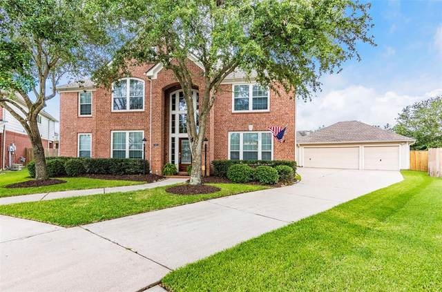 515 Baycliff Court, League City, TX 77573 (MLS #50579639) :: Rachel Lee Realtor
