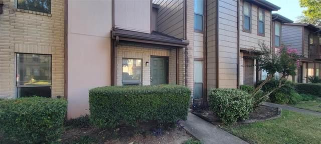 12400 Brookglade Circle #25, Houston, TX 77099 (MLS #50582818) :: NewHomePrograms.com