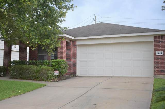 1818 Skipwood Drive, Missouri City, TX 77489 (MLS #5058782) :: TEXdot Realtors, Inc.