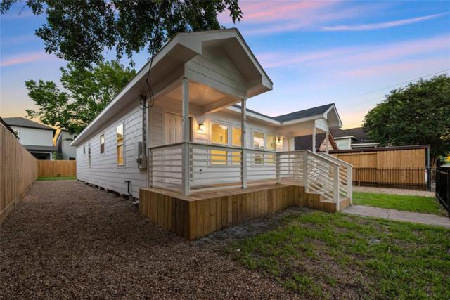 1514 Everett Street, Houston, TX 77009 (MLS #50593407) :: Texas Home Shop Realty
