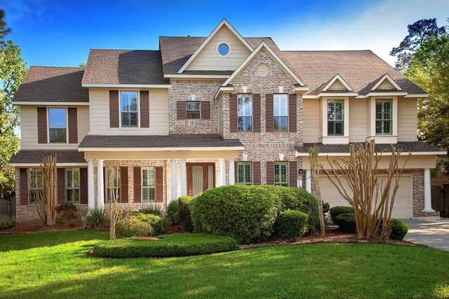 43 Beckonvale, The Woodlands, TX 77382 (MLS #5059469) :: The Queen Team