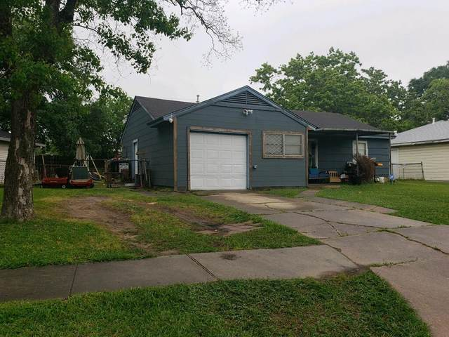 2301 Ingersol Avenue, Pasadena, TX 77506 (MLS #5060021) :: The Freund Group