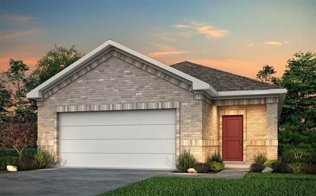 826 Wembley Wood Way, Huffman, TX 77336 (MLS #50606490) :: My BCS Home Real Estate Group