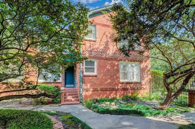 1214 Bartlett Street #14, Houston, TX 77006 (MLS #5060982) :: All Cities USA Realty