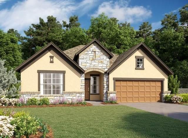 4402 Woodbridge Drive, Manvel, TX 77578 (MLS #50618383) :: The Freund Group