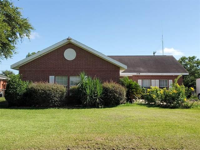 305 E Austin Avenue, Palacios, TX 77465 (MLS #50623375) :: The SOLD by George Team