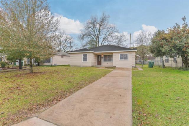 6721 Barney Road, Houston, TX 77092 (MLS #50625592) :: Texas Home Shop Realty