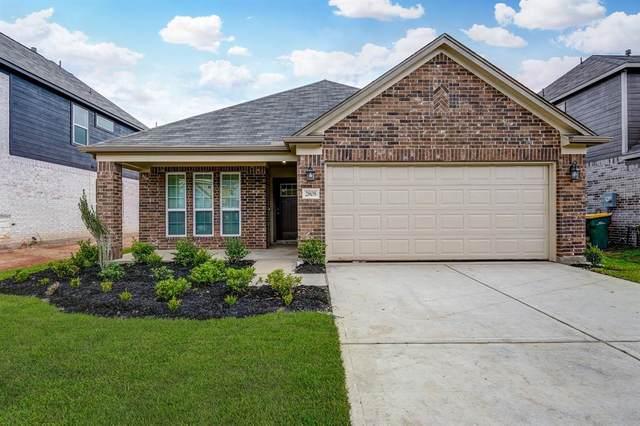 2808 Beech River Court, Conroe, TX 77301 (MLS #50631727) :: Caskey Realty