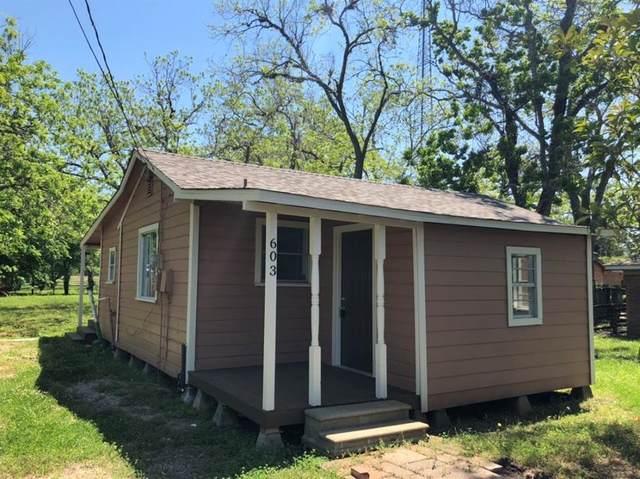 603 W 6th Street, Sweeny, TX 77480 (MLS #50642144) :: The Wendy Sherman Team