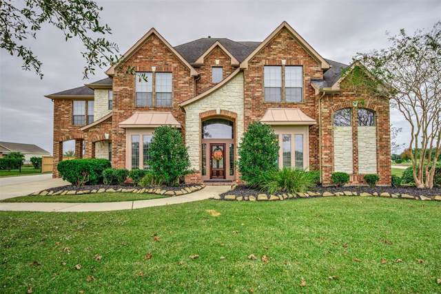 1812 Westwind Court, League City, TX 77573 (MLS #50643771) :: The Bly Team