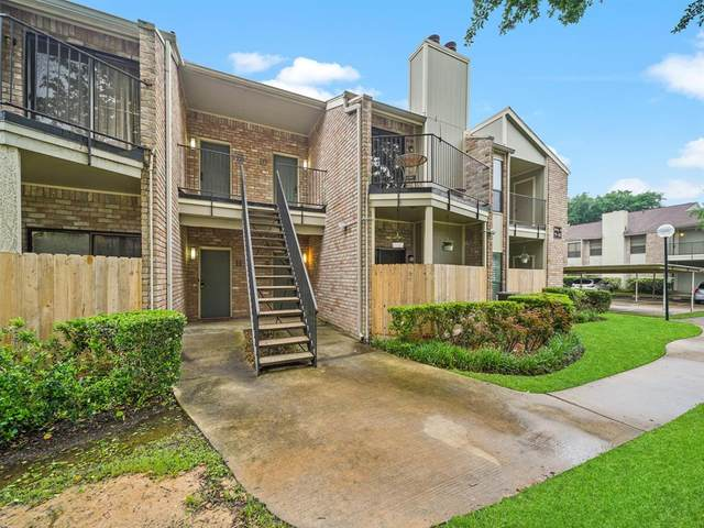 8100 Cambridge Street #10, Houston, TX 77054 (MLS #50660136) :: Michele Harmon Team