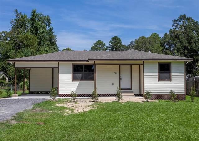 785 Lynn Street, Vidor, TX 77662 (MLS #50664433) :: All Cities USA Realty