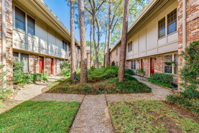515 Tallowood Road #40, Houston, TX 77024 (MLS #50666577) :: Glenn Allen Properties