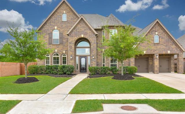 13902 Morgan Bay Drive, Pearland, TX 77584 (MLS #50668000) :: Fairwater Westmont Real Estate