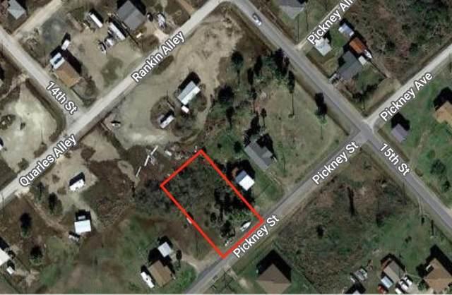 0000 Pickney Ave, Port Bolivar, TX 77650 (MLS #50670489) :: My BCS Home Real Estate Group