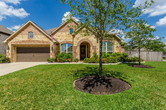 18526 Keiser Bend Drive, Tomball, TX 77377 (MLS #50673622) :: The Sansone Group