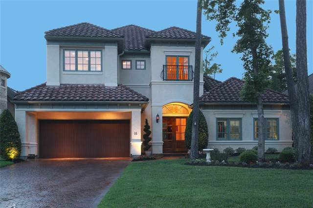 15 Serenade Pines Place, The Woodlands, TX 77382 (MLS #50676128) :: The Home Branch