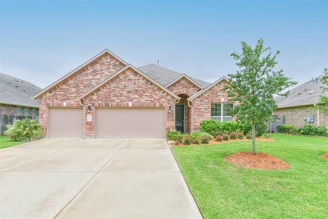 2981 Terrell Cove Lane, League City, TX 77573 (MLS #50684703) :: The Bly Team