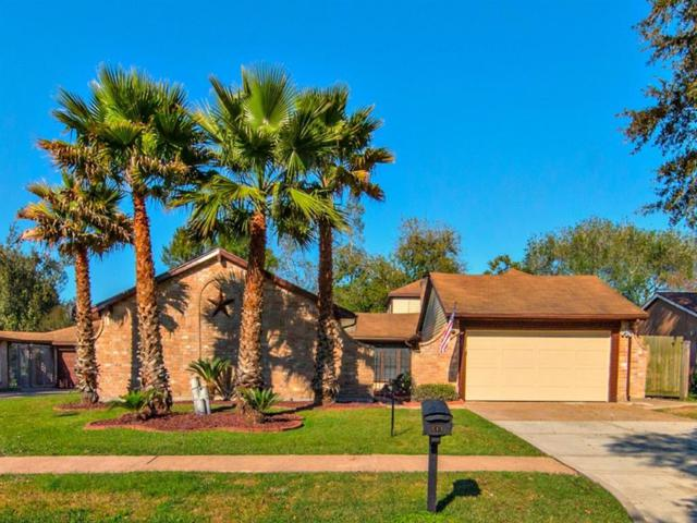 513 Point Clear Drive, Friendswood, TX 77546 (MLS #50686012) :: Texas Home Shop Realty