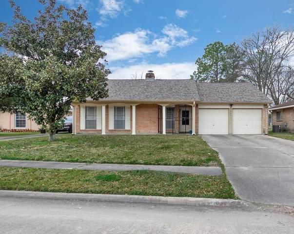 14811 Chipman Lane, Houston, TX 77060 (MLS #5068928) :: The Property Guys