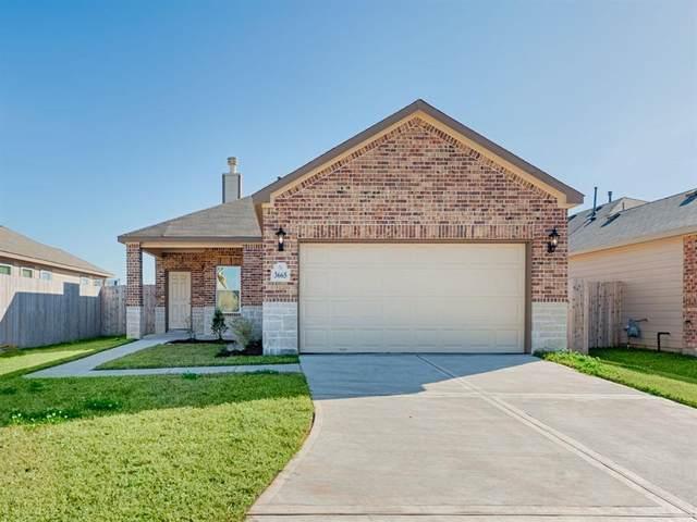 806 Parkhurst N, Cleveland, TX 77327 (MLS #50691439) :: Caskey Realty