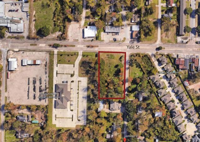 0 Hohldale, Houston, TX 77091 (MLS #50697641) :: Giorgi Real Estate Group