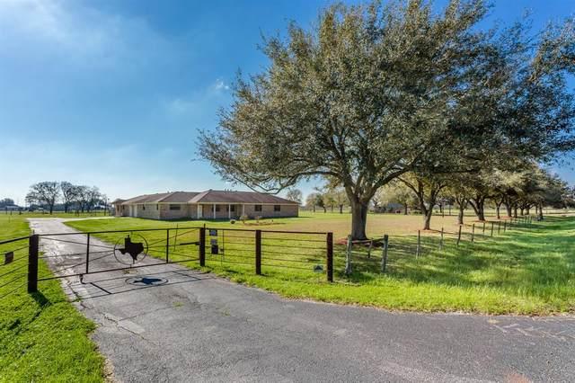 4303 Sims Road, Rosenberg, TX 77471 (MLS #50703790) :: The Home Branch
