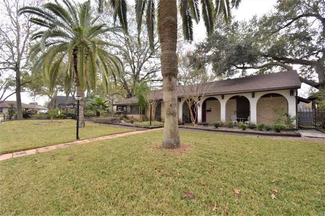 430 Woodvine Drive, El Lago, TX 77586 (MLS #50713336) :: Texas Home Shop Realty