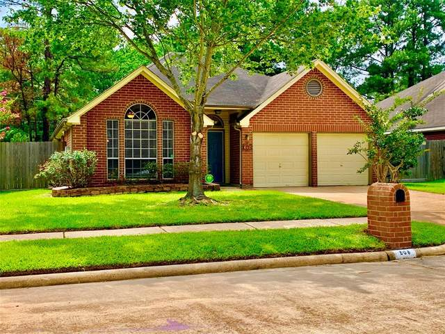 238 Castle Way Lane, Houston, TX 77015 (MLS #5072340) :: Phyllis Foster Real Estate